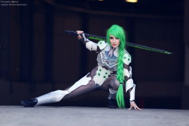 Genji Cosplay by BlondieeGaming
