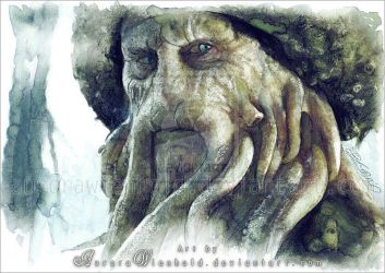 Davy Jones by RoryonaRainbow