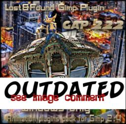 GAP2.2.2 For Gimp2.4 win by photocomix-resources