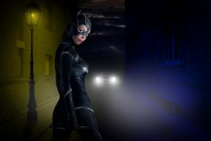 Catwoman by H100-Photography