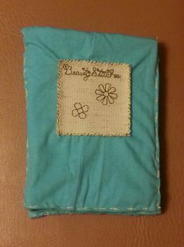 BCD: Flowers Mini Blank Book 8 by t0pd0g4evr