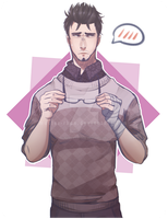 [B-C] Sweater Boy by Master-chan