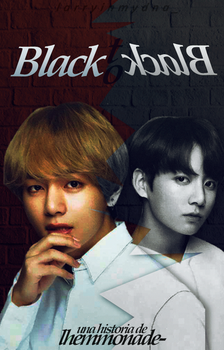 black to black @lhemmonade- by xBook-Coversx