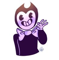 Another Bendy Speedpaint by xWitchiix