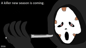 Scream MTV - Season 2 is coming by Ghostbustersmaniac