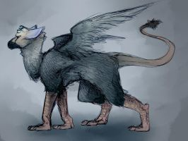 Stylized Trico Concept by Mollish