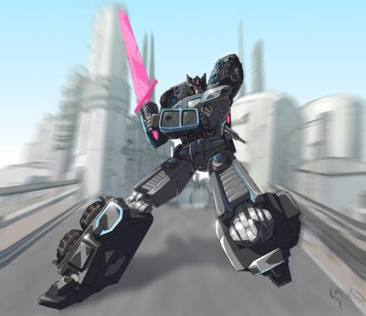RiD Scourge by EspenG