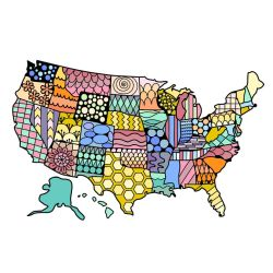 American Quilt. by catdragon4