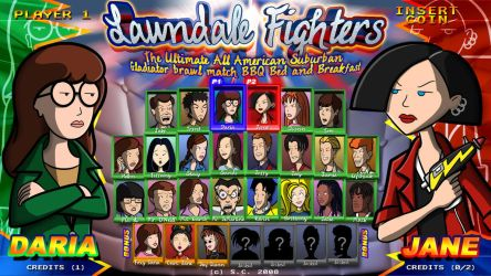 Lawndale Fighters - Players by S-C