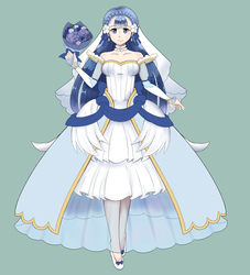 Bride Rinea by flightless-birb