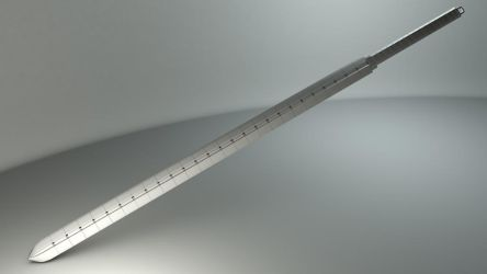 Whip Sword- Base by JWright-3D-Graphics