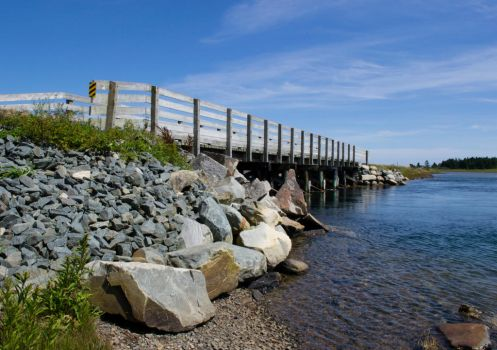 The Lawrencetown Bridge by HockeyPlayer96