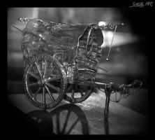 An old carruage by lauchapos