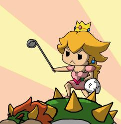 Peach, Warrior Princess by Sulray