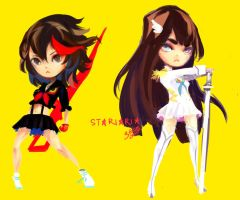 kill la kill by Stariaria