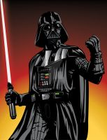 Lord Vader by ForceChild