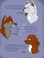 COTW Quotes - Page 3 - A Broken Family by BookPaws