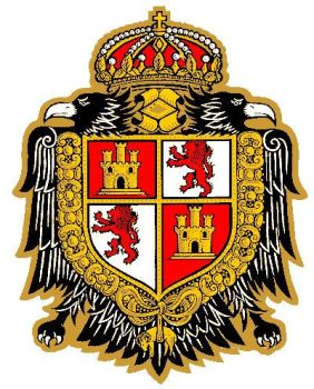 Spanish Coat Of Arms by keyurrules