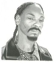 Snoop Dogg by youngEY