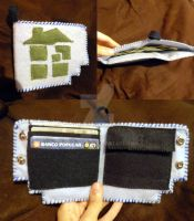HomeStuck Wallet by UraHameshi