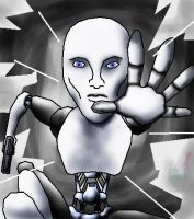 Sonny - The bot who saw it too by beveon