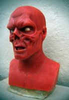 Red Skull WIP. Nearly Finished 3 by XtcofPain