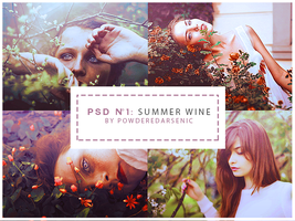 PSD 1 Summer Wine by PowderedArsenic