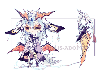 [CLOSED] Offer to adopt - Demonian weaponry by Polis-adopts