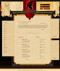 Empire Age - MMORPG Design by mand42