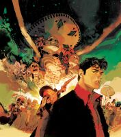 MAXI DYLAN DOG_Old Boy n.7 by GigiCave
