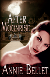 Book cover - After Moonrise by Annie Bellet by CathleenTarawhiti