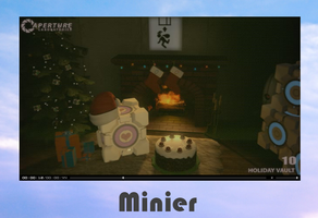 Minier skin for PotPlayer by Otiel