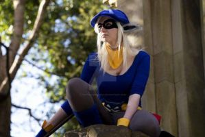 Sly Cooper Cosplay by TacticWarPanda