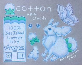 Cotton Ref 2018 by cottoncritter