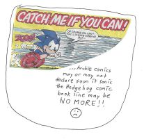 Sonic comic book fate ad(?) by dth1971