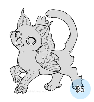 Mini Gryphon Pay-to-Use Base by whitekitestrings