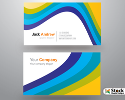 Free Corporate Business Card Templates by Stockgraphicdesigns