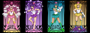 The Star Crystal Four by ErinPtah