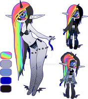 Xynthii Aesthetic Adopts || revealed 4 by Tenshilove
