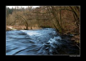 River Bode by grugster