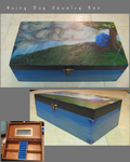 Rainy Day Jewelry Box by greaterorlessthan