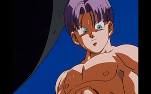 Trunks shirtless 1 by TxPSupporter