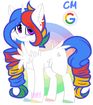 MLP Google Theme Auction (CLOSED) (paypal/points) by hharv