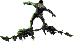 Green Goblin (ASM) - Transparent by Asthonx1