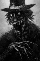 The Babadook by Eemeling