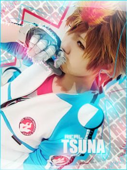 Real Tsuna -LP- by Luciole-SNK