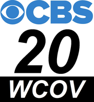 Logo for WCOV-TV (2017-present) by revinchristianhatol