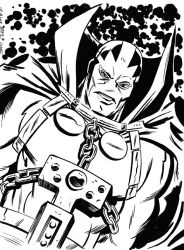 Mister Miracle by Schoonz