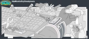 No Backspace Commission by baby-marshmallow
