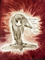 Losing my faith by infectedNcontagious